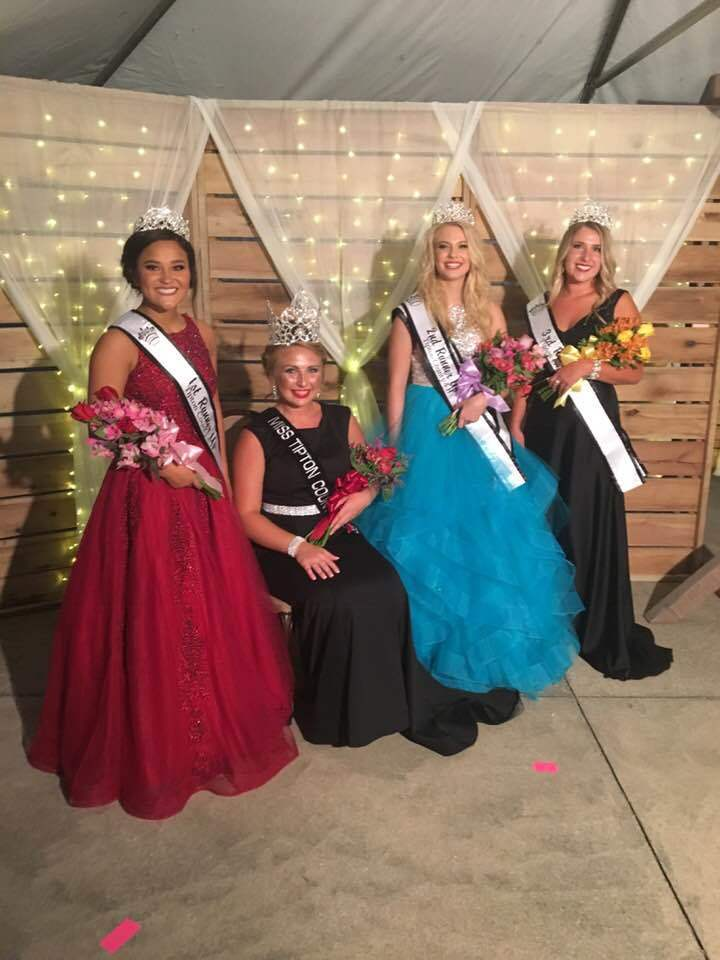 Congratulations to the Queen and Her Court