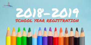THS 2018-19 Registration
