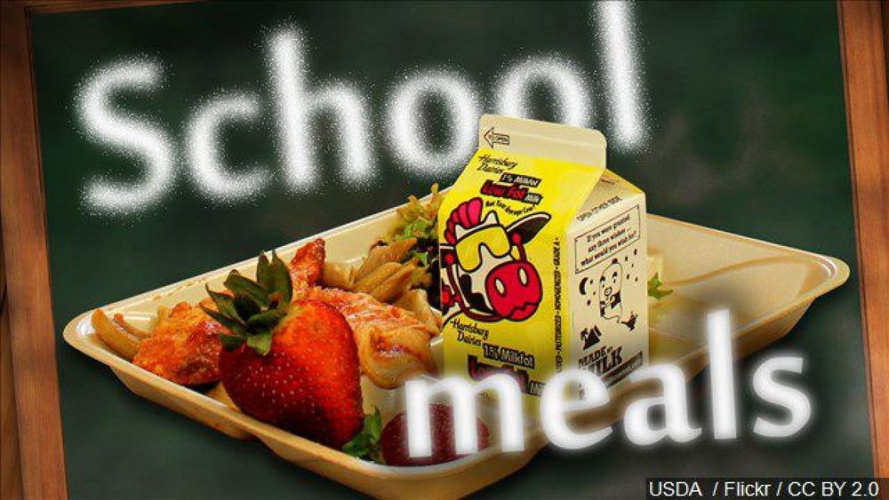 Student Meals After Spring Break