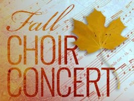 THS's Fall Choir Concert