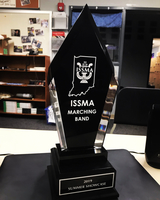 Pride of Blue Devils Marching Band Bring Home Gold!