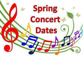 THS's Spring Concerts