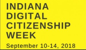 Digital Citizenship Week - Sept 10-14