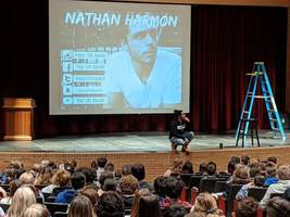 "Nathan Harmon - ""Your Life Speaks"""