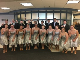 THS's Choral Department Wins Big at State!