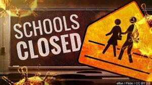 School Closing - Effective March 16