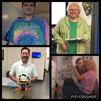 Virtual Dress Up Day - Spring Day/Tie Dye Day