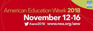 Nov. 12-16 - American Education Week