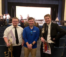 THS Musicians Perform at ISU