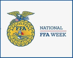 Feb. 22-29 - National FFA Week