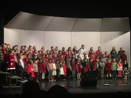 1st & 4/5 Choir Christmas Program