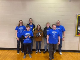 TMS Robotics Finished 3rd at Competition