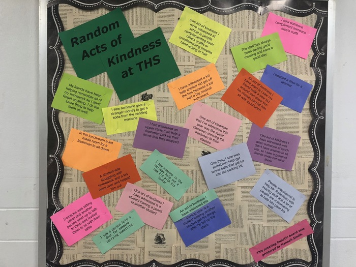 Random Acts of Kindness by Hannah Smith