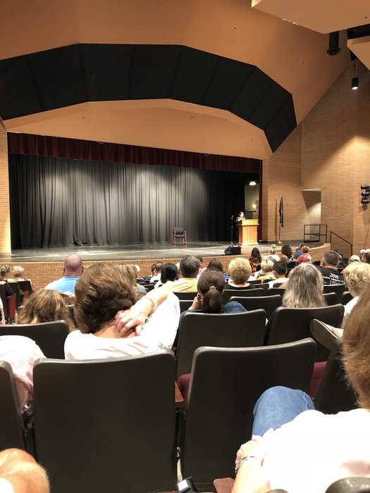 Tipton High School Auditorium