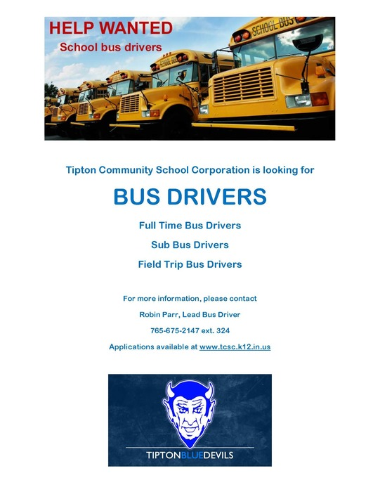 Bud Drivers Wanted